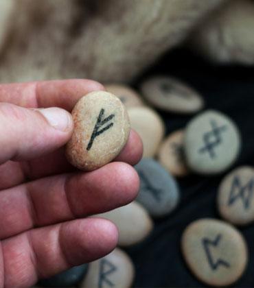 Le tirage de runes